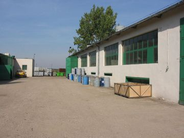 Lower-Silesian Industrial Waste Management Centre