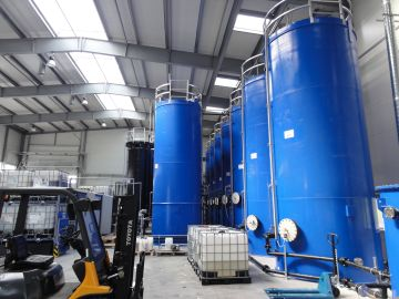 Physico-Chemical Industrial Wastewater and Industrial Waste Treatment